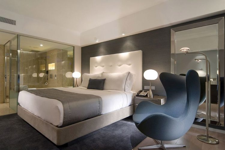 Otel Odası Perde Kumaş